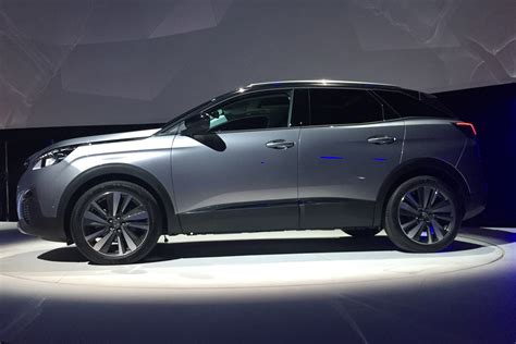 Peugeot News by New Peugeot 3008 Officially Unveiled Pictures Auto Express
