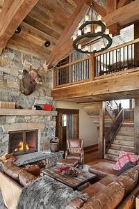 Refined, Rustic, Living