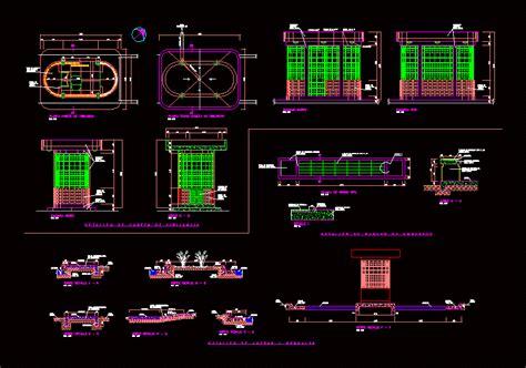 control house dwg detail  autocad designs cad