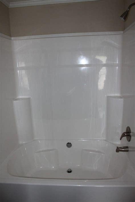nice large garden tubshower combo tub shower combo
