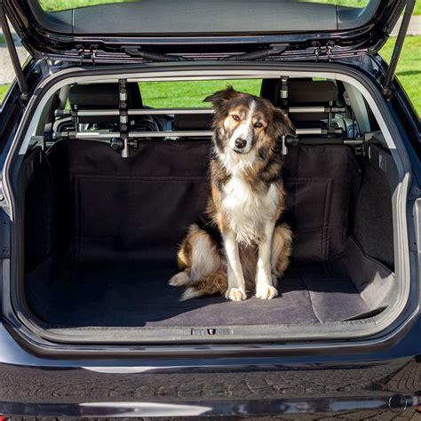 kofferraum auto decke fuer hunde  von trixie guenstig