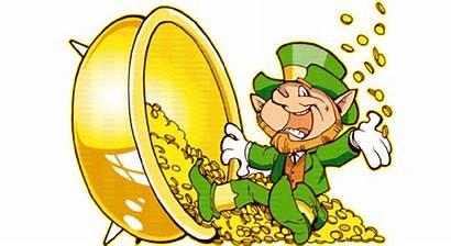 Leprechaun Irish Clipart Clip Leprechauns Sneaky Transparent