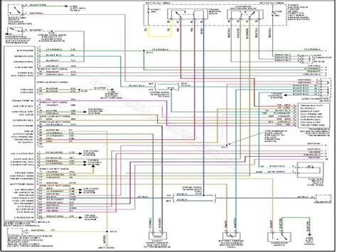 dodge ram 2500 transmission wiring diagram wiring forums