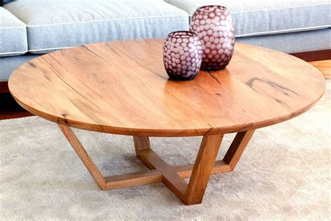 You can fit a round wood coffee table into almost any room design. 40 Inch Round Wood Coffee Table - Barkeaterlake.com