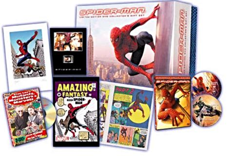 Spider-man (limited Edition Collector's Gift Set