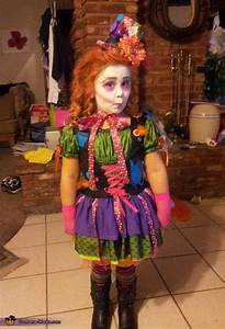 Miss Mad Hatter Costume | Kid, It is and Halloween costumes