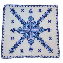 Housse De Coussin Berbere : housse de coussin marocain avec motif berb re brod la ~ Melissatoandfro.com Idées de Décoration