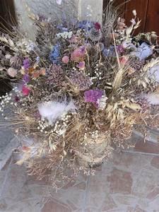 Composition Fleurs Séchées : ma composition de fleurs s ch es ~ Teatrodelosmanantiales.com Idées de Décoration