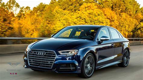 2020 Audi A3 Sportback Usa by Audi A3 Sportback Neues Modell 2020 Release Date Specs