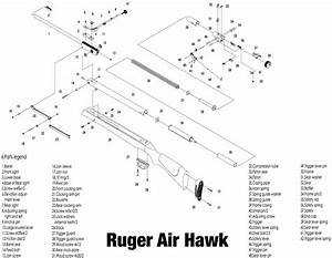 Cn 325 Umarex Ruger Air Hawk Elite