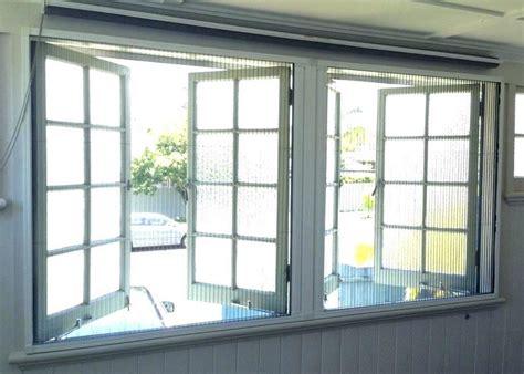 casement window screens provide  superior ventilation protection