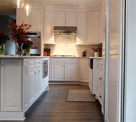 kitchen cabinet finish finish white tinted lacquer cabinets ideas classic 2504