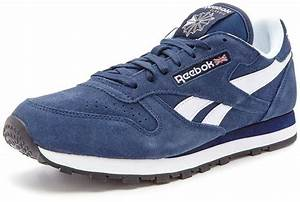 cd494fd3399 men reebok classic leather suede nylon retro trainers in all sizes ebay
