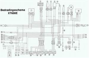 Schema Elettrico Xt 600 3tb