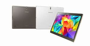 Samsung Galaxy Tab S Specs  10 5 And 8 4