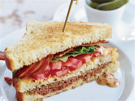 Meat Loaf Club Sandwiches Recipe  David Burke  Food & Wine