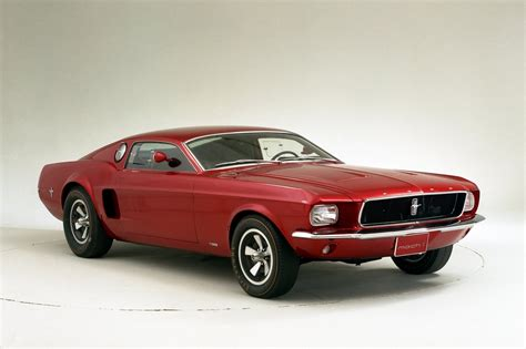Ford Mustang Mach 1 Concept Details And Pictures Autotribute