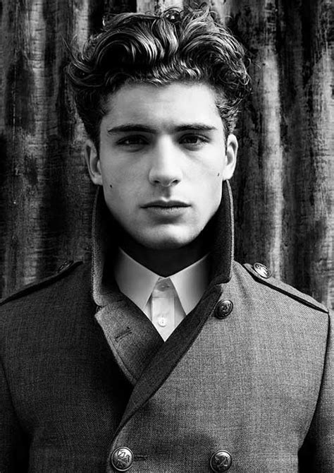 10 thick wavy hairstyles for mens hairstyles 2018