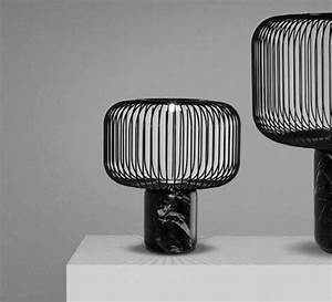 Lampe A Poser Noire : lampe poser keshi noir h35cm b lux luminaires nedgis ~ Teatrodelosmanantiales.com Idées de Décoration