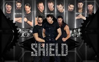 Shield Wwe Wallpapers Deviantart Wrestling Believe Roman