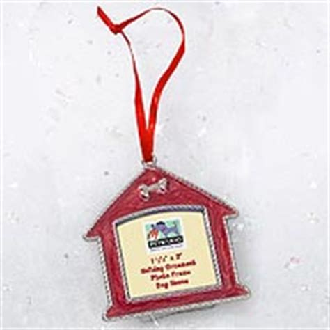 cat house christmas ornament house cozy cat frame ornament pet picture green ebay