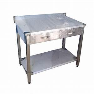 Table De Cuisine Avec Tiroir : table cuisine avec tiroir beautiful table de cuisine avec ~ Teatrodelosmanantiales.com Idées de Décoration