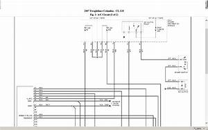 Mc 6641  Collection Freightliner Columbia Wiring Diagram
