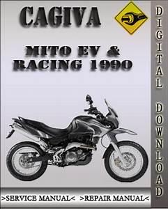 1995 Cagiva Mito Ev  U0026 Racing Factory Service Repair Manual