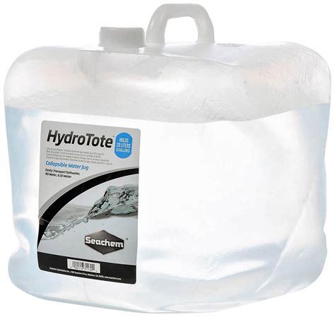 seachem hydrotote j 233 rrican pliable de 20l id 233 al pour le