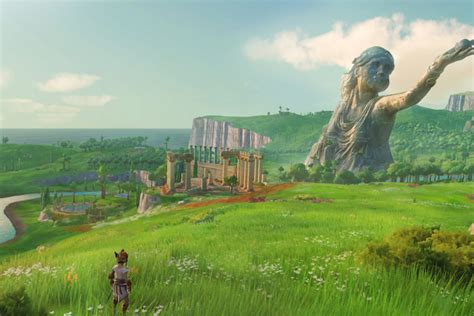 (Video) New Greek Mythology-Inspired Video Game to Release ...