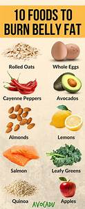 10 Foods That Burn Belly Fat | Weight Loss & Diet Tips ...