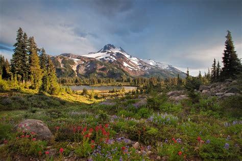 Wilderness Area of the Week: Mt. Jefferson   Oregon Wild