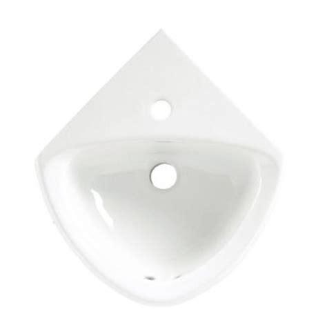 american standard corner sink american standard corner minette wall mounted bathroom