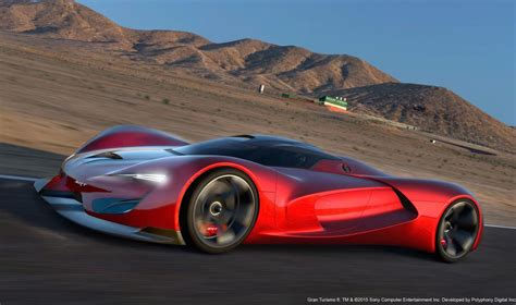 bugatti chiron red srt tomahawk vision gt concept revealed up to 1931kw