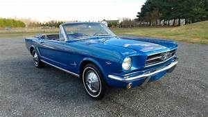 1965 Ford Mustang Convertible 4 Speed for Sale in Cheverly, Maryland Classified | AmericanListed.com