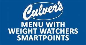 Weight Watchers Smartpoints Berechnen : culver s menu with weight watchers smartpoints ww smart points pinterest noodle soups ~ Themetempest.com Abrechnung