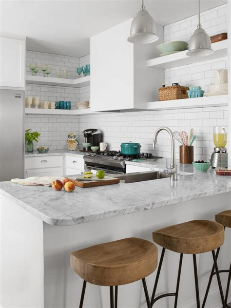 Kitchen Ideas Small by Small Space Kitchen Remodel Hgtv