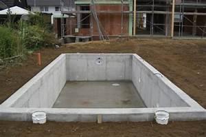 Wärmepumpe Selber Bauen : neubau beton schalsteinbecken mit sandfarbener folie in neu isenburg pro pool dreieich ~ Buech-reservation.com Haus und Dekorationen