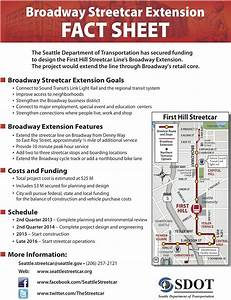 Broadway streetcar extention will include cycle track ...