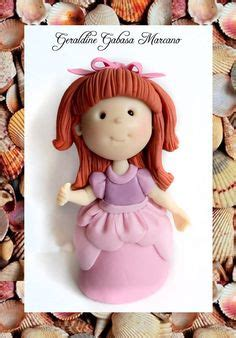 1000 about porcelana fria nenas polymer clay masa pasta francesa