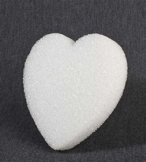 styrofoam heart sheet styrofoam basic craft