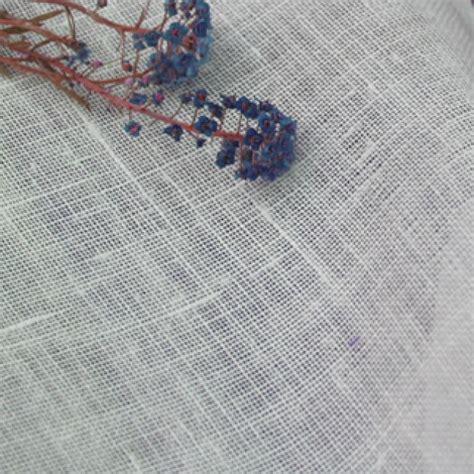 mette offwhite 280 cm white plain sheer wide linen fabric