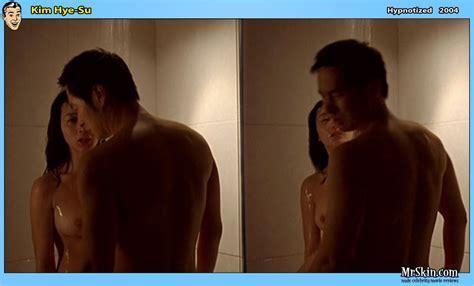 Korean Actress Kim Hye Soo Sex Scenes In Hypnotized 2004