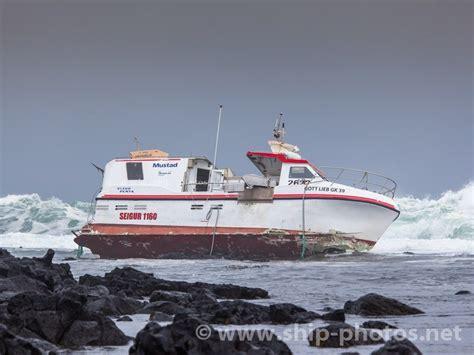 icelandic commercial longline fishing boat  gottlieb