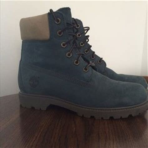 light blue timberland boots 23 off timberland shoes blue timberland boots from amy