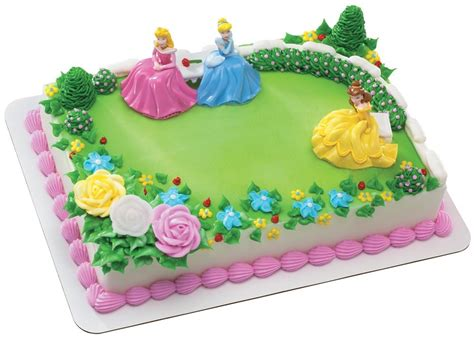 disney princess cake decorations birthday wikii