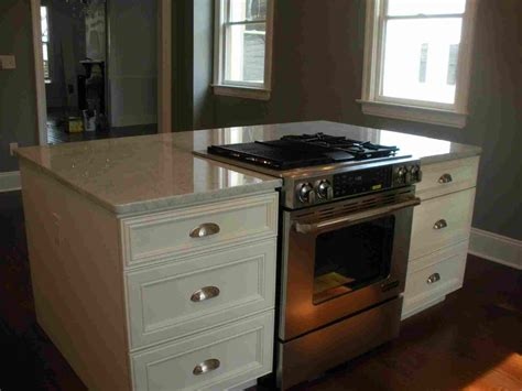 24+ Fanciable Kitchen Island Ideas With Stove