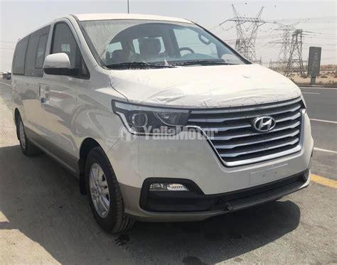 Hyundai H1 2019 by New Hyundai H1 2019