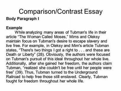 Contrast Paragraph Compare Examples Radaircars