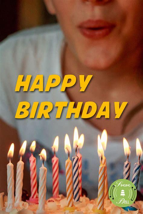 Happy Birthday To You  Free Karaoke Mp3 Download